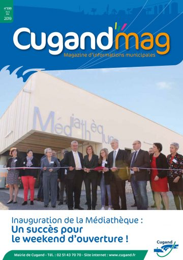 Couverture - Cugand Mag #330